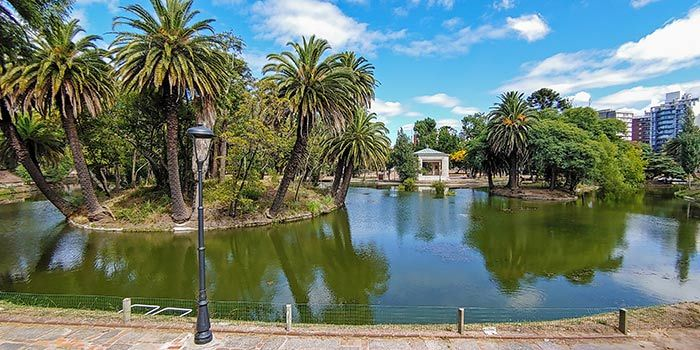 Parque Rodo, Montevideo