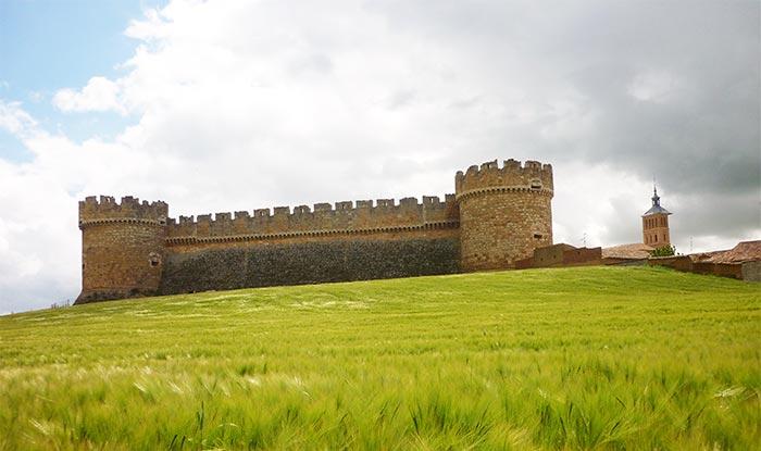 Rincones mágicos de León: Castillo de Garajal de Campos