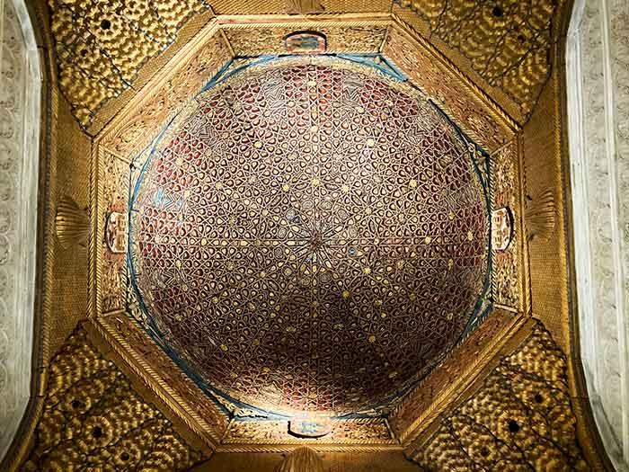 Sala Al-Andalus en el Museo Arqueológico en Madrid