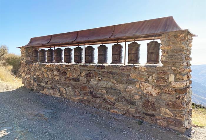 Centro Budista O Sel Ling, Alpujarra Granadina