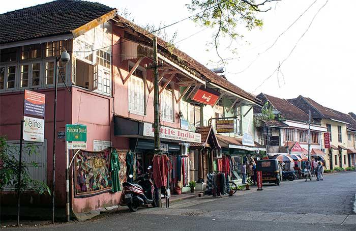 Princess Street, Fort Kochi