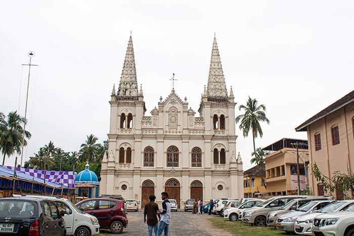 Catedral de la Cruz, Fort Kochi
