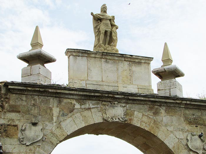 Arco de la cárcel, León medieval