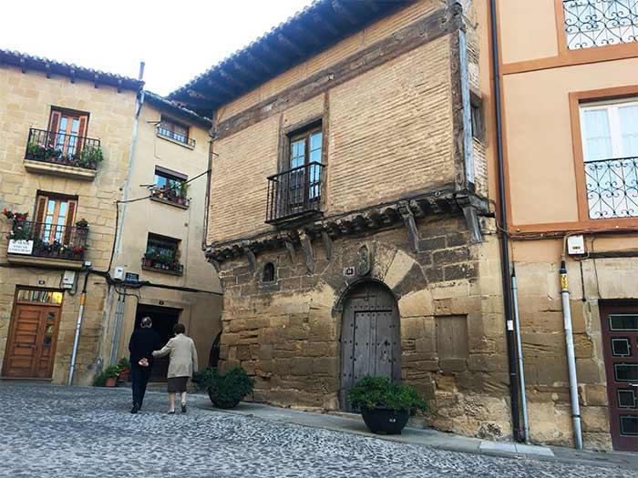 La casa más antigua de La Rioja está en Briones