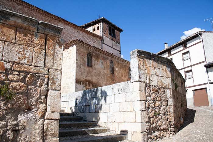 Detalles de Covarrubias, Burgos