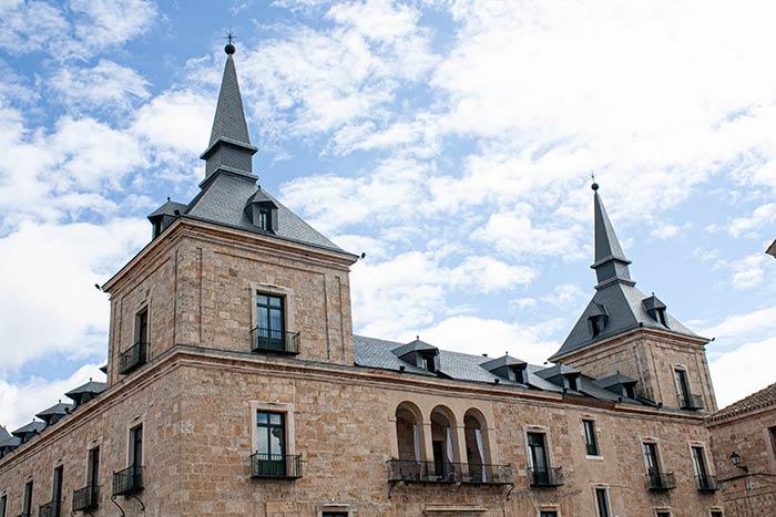 Palacio Ducal en la Plaza Mayor de Lerma, Burgos