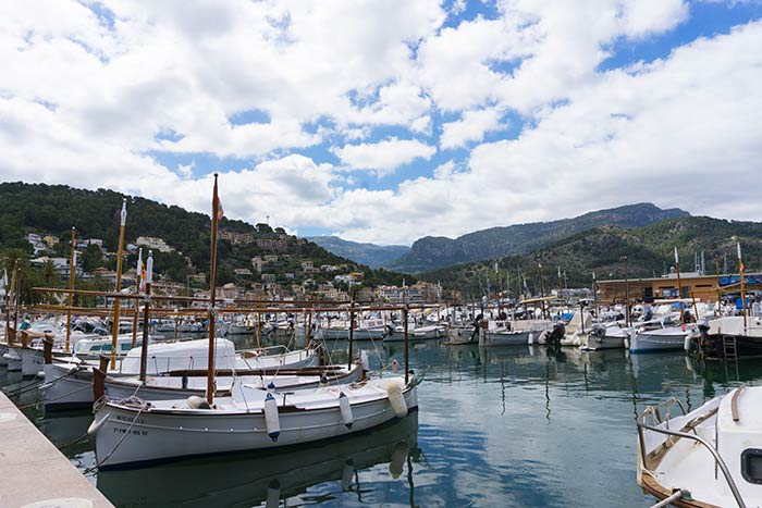 Puerto Sóller, Mallorca