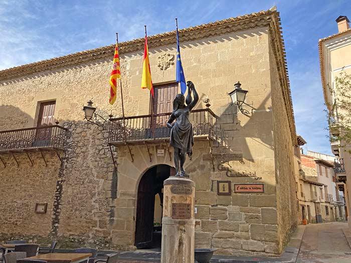 Casa Consistorial, Rubiales de Mora