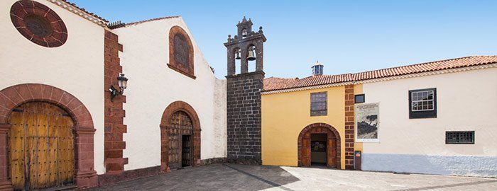 Iglesia Santo Domingo Guzmán, La Laguna, Tenerife