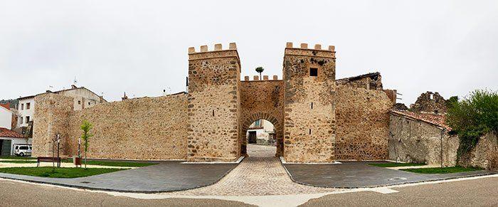 Portal de Abajo, Manzanera