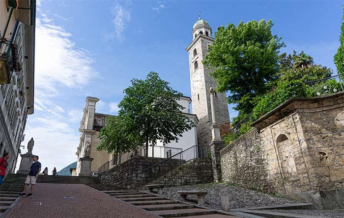 Catedral San Lorenzo, Lugano