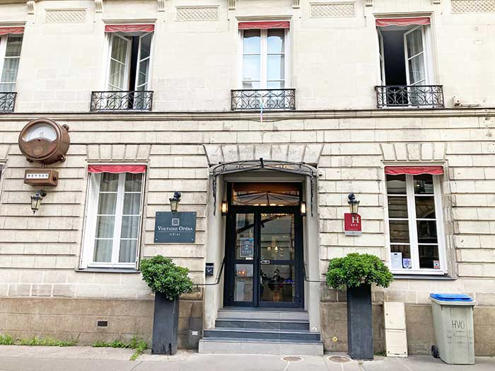 Hotel Hotel Voltaire Ópera