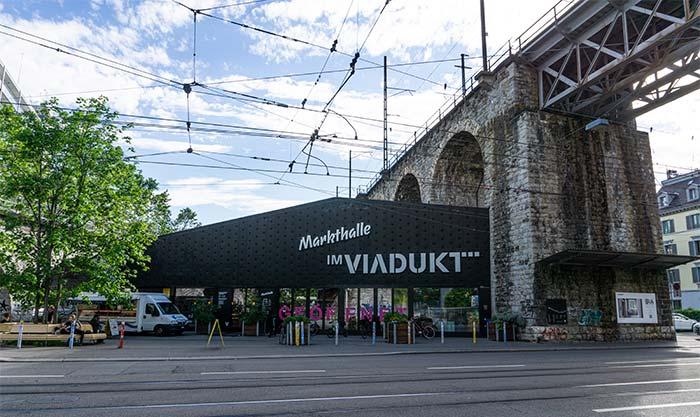 Mercado Viadukt, Zúrich West