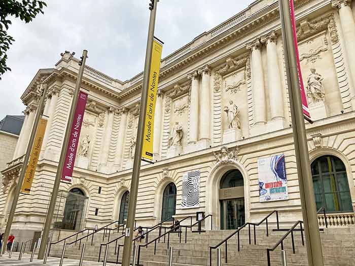 Museo de Arte, Nantes
