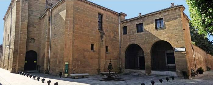 Abadía Cisterciense en Santo Domingo de la Calzada, La Rioja