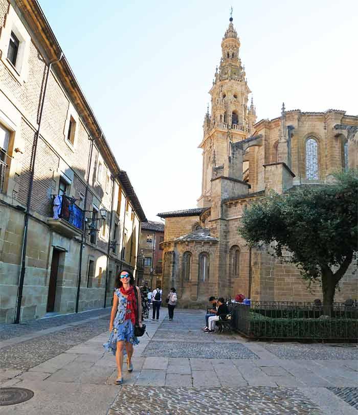 Calles de Santo Domingo de la Calzada