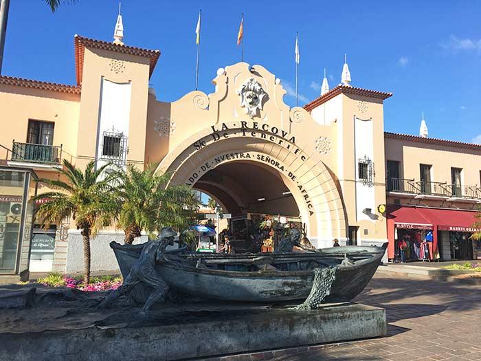 Mercado La Recova en Santa Cruz de Tenerife