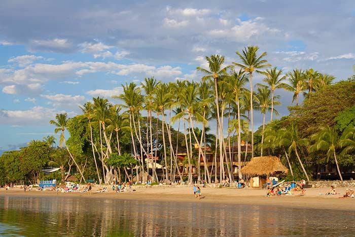 Playas en Tamarindo, Costa Rica