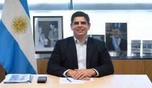 Fernández Aparicio, la esperanza del Gobierno para neutralizar a los gremios