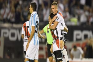 River le ganó a Racing