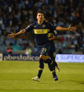 Mauro Zárate es el futbolista con mejor presente de Boca