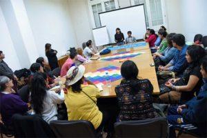 Ciclo sobre la lengua y la cultura Mocoví