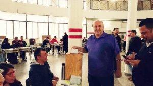 Luis Spahn ganó las elecciones de Unión y es otra vez presidente
