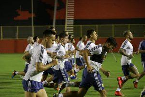 Argentina perfila el equipo titular para el debut en la Copa América