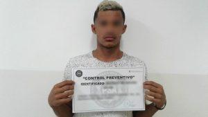 La PSA detuvo a un hombre con 81 cápsulas de cocaína