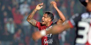Colón, ganó, goleó y es semifinalista de la Copa Sudamericana