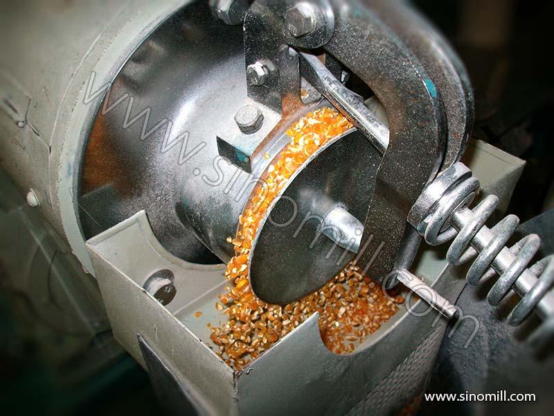 Maize Flour Milling Machine Degerminating