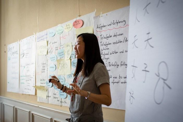 Lektorenprogramm der Robert Bosch Stiftung, Kreisau, Juli 2014, Jan Zappner