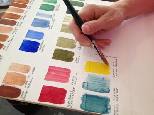 Home Learn Seminars Make A Deposit To Reserve E In The Pigment And Paint Making Seminar