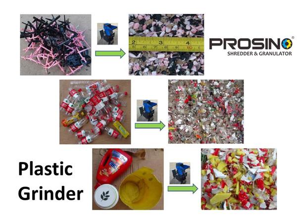 Small Waste Shredder