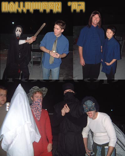 Halloween Party 2003