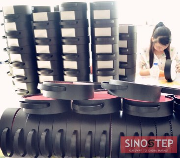 China Sourcing Agent: Design and manufacture gift boxes for clients. Compared different factories. Worked on product inspection and helped arrange the shipment