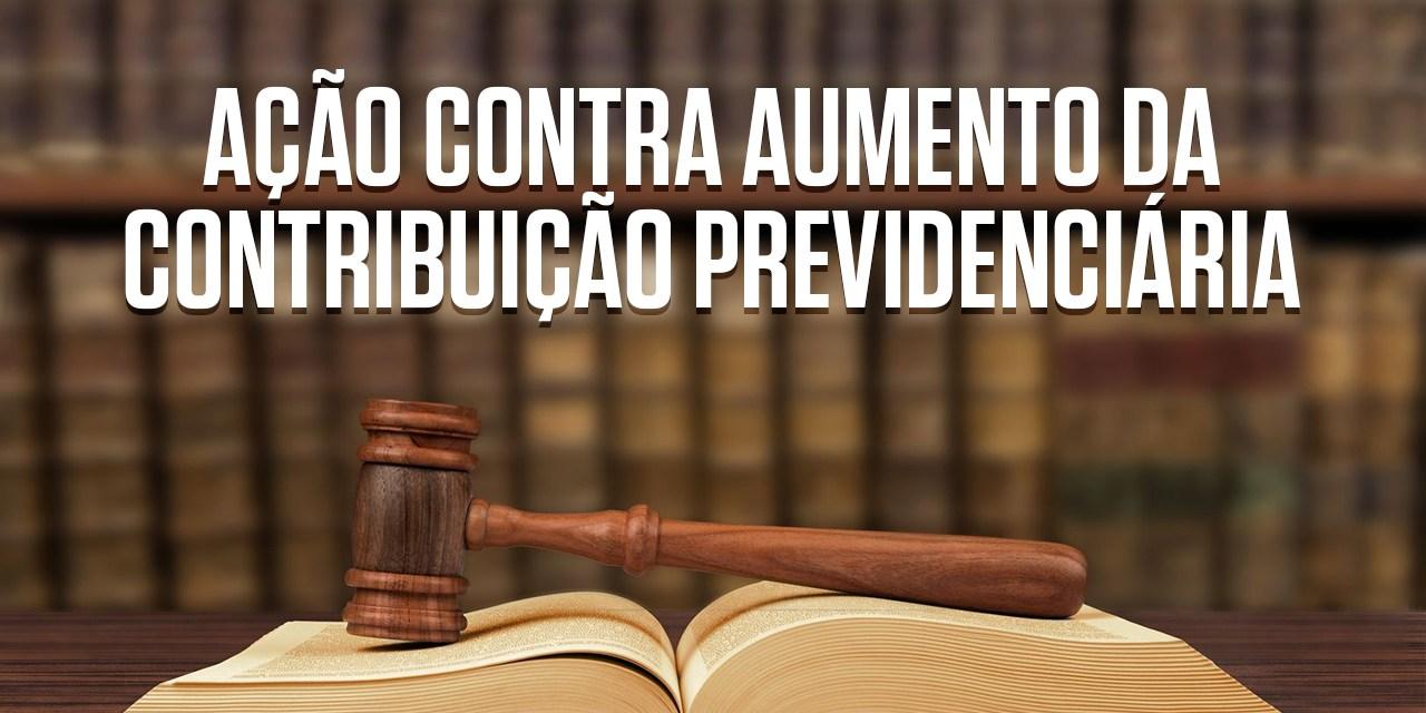 Sindicato ingressará com ação para anular aumento na contribuição previdenciária