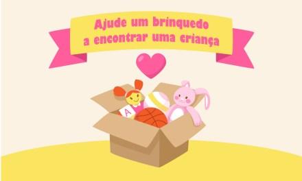 Polícia Federal promove campanha de arrecadação de brinquedos para crianças carentes