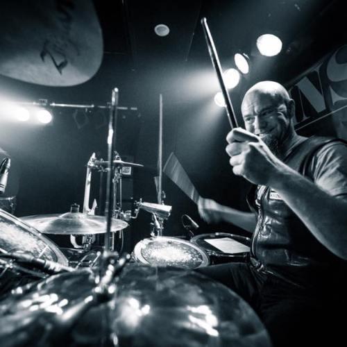 Robin Wick - Drums