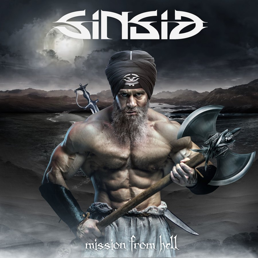 Sinsid Album Cover Mission From Hell