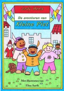 De avonturen van Kleine Piet omslag
