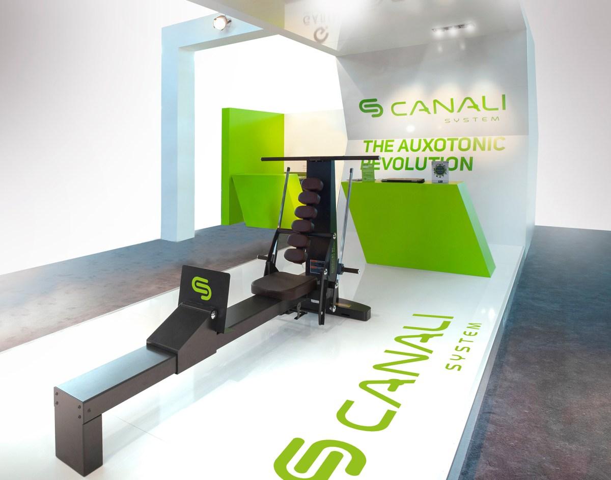 Canali allestimenti Sintesi/HUB agenzia marketing Trieste