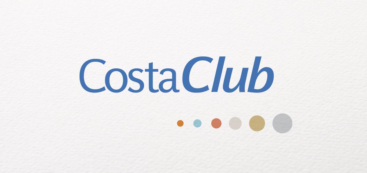 Logo Costa Club Sintesi/HUB agenzia marketing Trieste