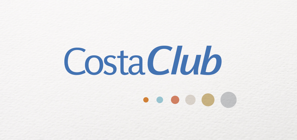 Logo Costa Club Sintesi/HUB agenzia marketing Trieste