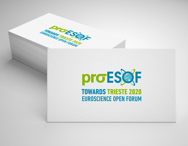PRO ESOF mockup Sintesi/HUB Agenzia comunicazione Trieste