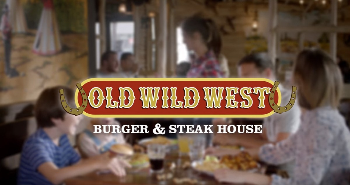 old wild west spot tv lo saiche Sintesi/hub agenzia marketing Trieste