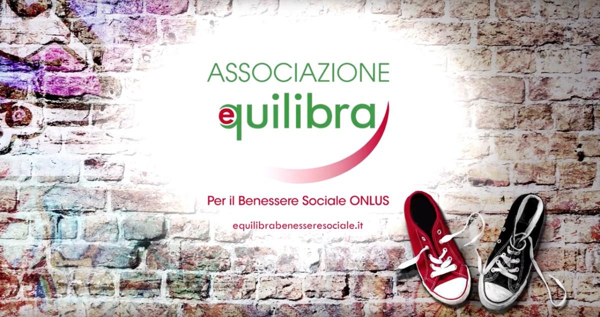 equilibra per la scuola flyer Sintesi/hub agenzia pubblicità Trieste