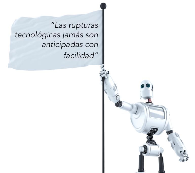 Las revoluciones tecnológicas no son fáciles de predecir