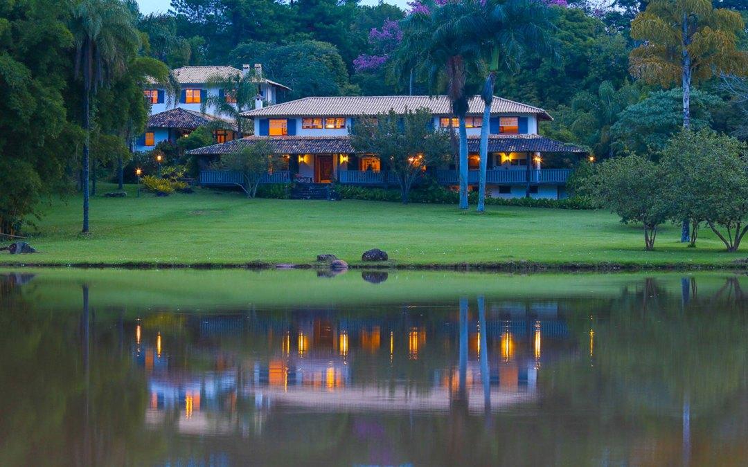 O hotel Fazenda Boa Esperança estreia novo site