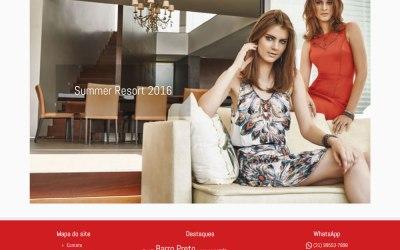 Moda Liza estreia novo website